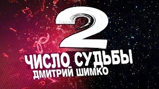 "Число Судьбы ""2"". Астротиполог - Нумеролог - Дмитрий Шимко"