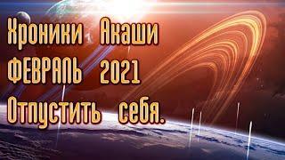 Хроники Акаши - ФЕВРАЛЬ 2021 — Отпустить себя. | Абсолютный Ченнелинг