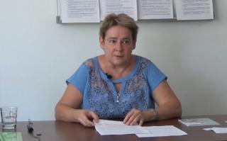Академик В. Ю. Миронова