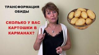 Трансформация обид. Сколько у Вас картошки в карманах? 1 задание