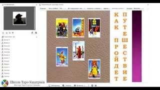 Расклад Синтез - Обучение гаданию на картах Таро.