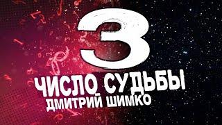 "Число Судьбы ""3"". Астротиполог - Нумеролог - Дмитрий Шимко"